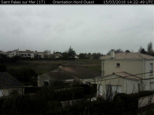 Webcam Saint-Palais-sur-Mer